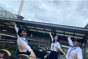 明星観光バス③
